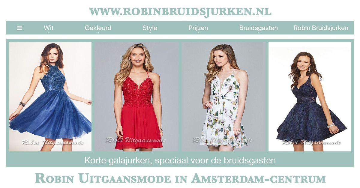 Galajurken Amsterdam Centrum.Korte Galajurken Speciaal Voor De Bruidsgasten Robin