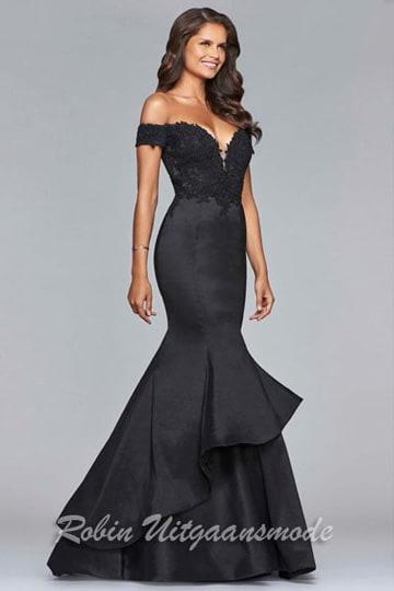 Nieuw Zwarte Bruidsjurken * In welke Zwarte jurk Trouw jij * Robin MN-56